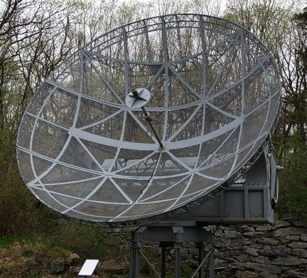 Радар типа «Würzburg Riese».