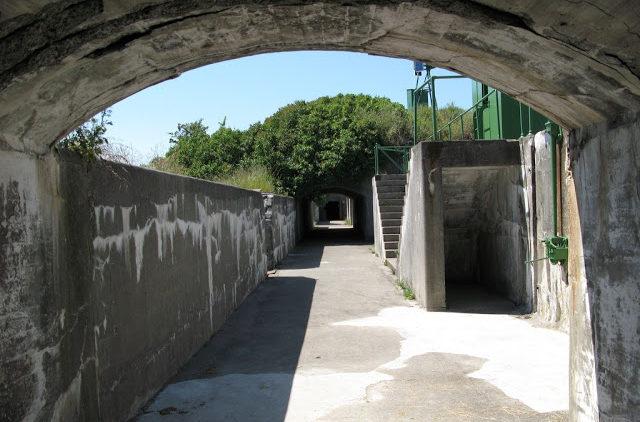Входы в подземелья.