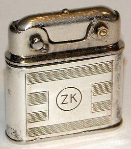 Зажигалки немецкой фирмы Kellermann, выпускались с 1937 г.