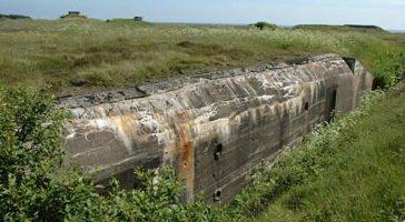 Бункер типа 607.