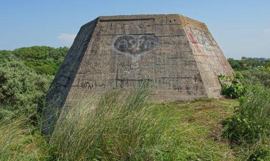 Бункер радара «FuMO 214».