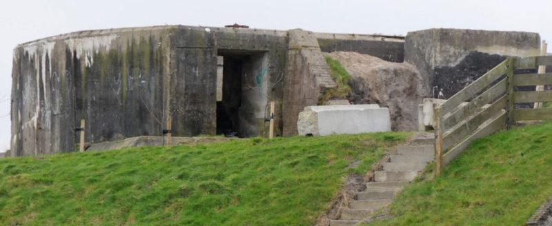 Бункер типа FL243.