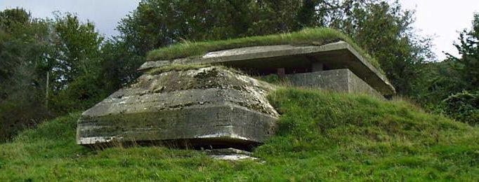 Командный бункер типам М262.