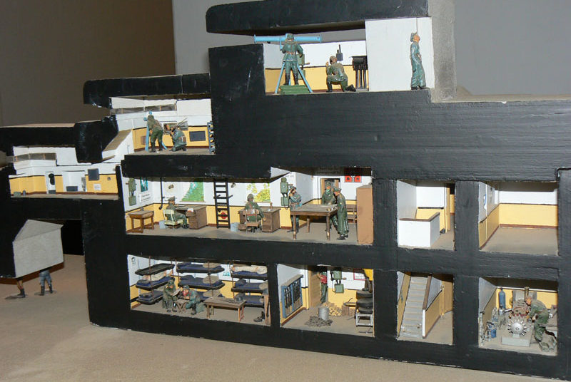 Модель бункера типа S414.