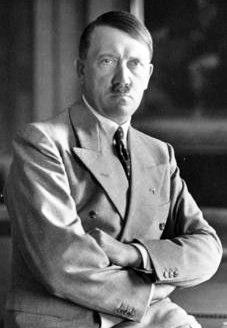 Адольф Гитлер в 1933 году.