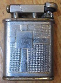 Зажигалки фирмы Barford, выпускалась в 1930-1940-х годах.