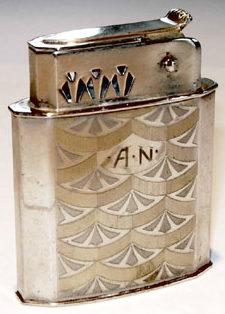 Зажигалки «Demley Automatic» фирмы Demley, выпускались с 1930-го года.