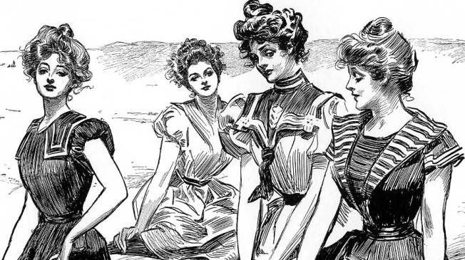 «Девушки Гибсона».