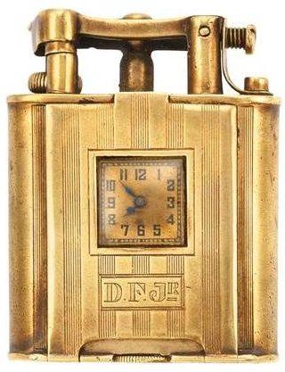 Зажигалка «Fairbanks» Douglass выпускалась в 1930-х годах.