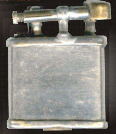 Зажигалки фирмы FORK, выпускались в 1940-м году.
