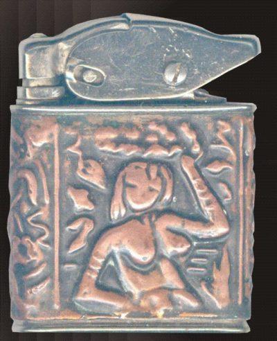 Зажигалки фирмы Kablo, выпускались с 1936-го года.