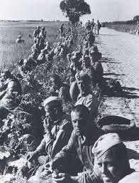 Солдаты 16-й стрелковой Литовской дивизии.