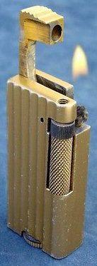 Зажигалки «Roller» фирмы Benlow, выпускались в 1940-х годах.