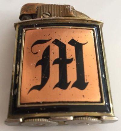 Зажигалка «Clipper» фирмы Evans выпускалась с 1940-го года.