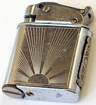 Зажигалки фирмы Ropp, выпускались в 1930-х годах.