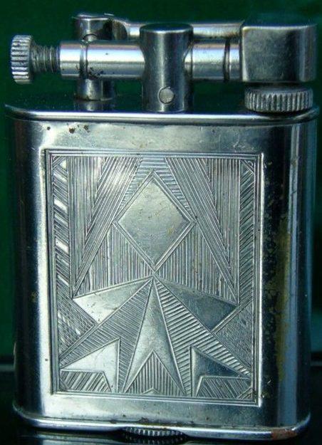 Зажигалка фирмы Brighton. Модель 1935-го года.