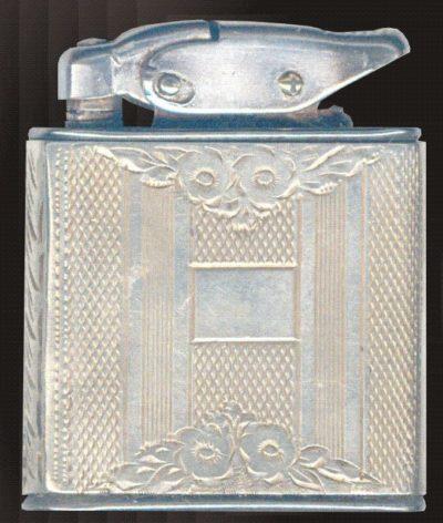 Зажигалки фирмы ZAK, выпускались в 1940 году.