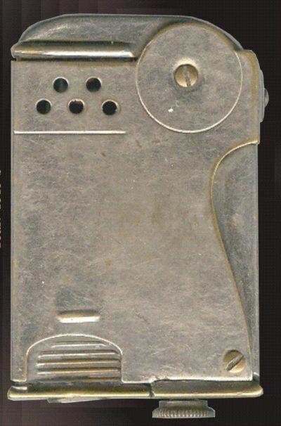 Зажигалка фирмы КВ, выпускалась с 1940-го года.