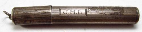 Зажигалки «Redilite» фирмы Brown & Bigelow, выпускались в 1930-1940-х годах.