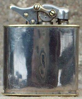 Зажигалки фирмы Ben-Hur, выпускались в 1930-е годы.