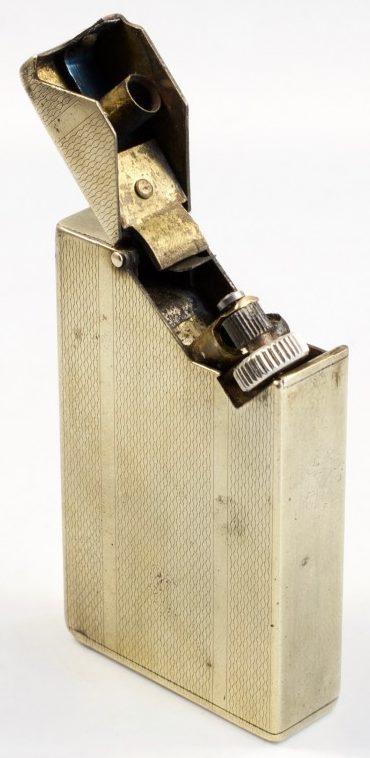 Зажигалки фирмы Broadfellow. Модель 1932-го года.