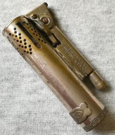 Зажигалки фирмы Brisevent, выпускались в 1930-х годах.
