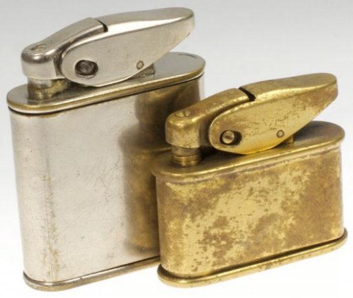 Зажигалки фирмы Capri, выпускались в 1930-1940-е годы.