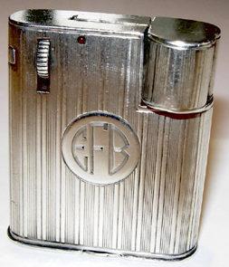 Зажигалка фирмы «Cartier». Модель 1926-го года.