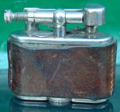 Зажигалка фирмы Conty выпускалась в 1930-х годах.
