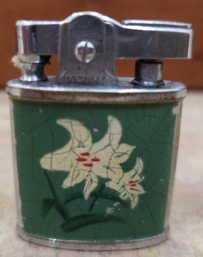 Зажигалки фирмы Morlite, выпускались в1940-х годах.