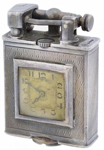 Зажигалки «Beacon» фирмы Parker, выпускались в 1930-х годах.