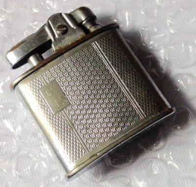 Зажигалки фирмы Mosdа, выпускались с 1945-го года.