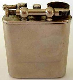 Зажигалка фирмы Pingeot, выпускалась в 1936-1937-м годах.