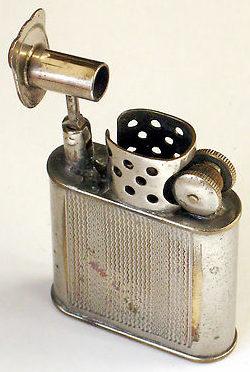 Зажигалки «Sport» фирмы Orlik, выпускались в 1930-х годах.