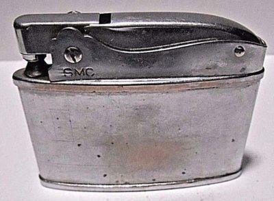Зажигалки «Supreme Flat» фирмы CMC, выпускались с 1940-го года.