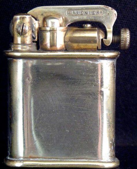 Зажигалка фирмы Premier, выпускалась в 1930-х годах.