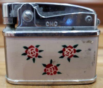 Зажигалки «Butane» фирмы CMC, выпускались с 1940-го года.