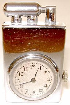 Зажигалки фирмы Various, выпускались в 1940-х годах.