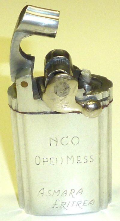 Зажигалки фирмы Vulcano, выпускались в 1940-х годах.