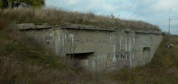 Вход в Форт XIV.