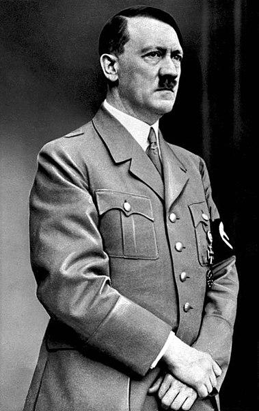 Адольф Гитлер. 1934 г.