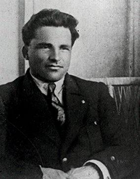 Сергей Миронович Киров. 1921 г.