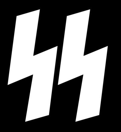 Эмблема СС.