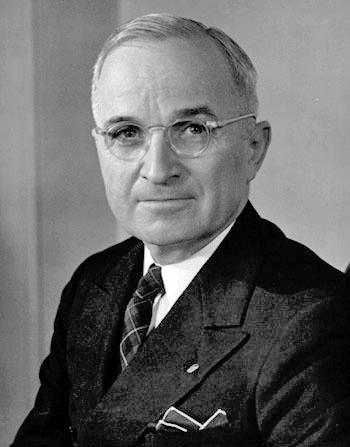 Трумэн накануне выборов 1948 года.