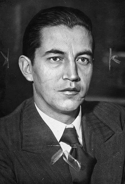 Рудольф Дильс - первый руководитель Гестапо.