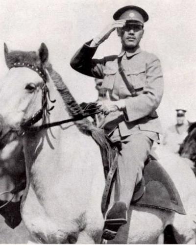 Командующий НРА Чан Кайши. 1926 г.
