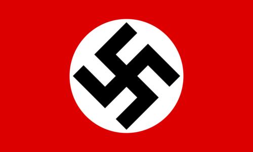 Официальная символика НСДАП.