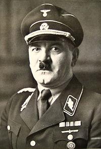 Юлиус Шрек – основатель первого подразделения СС.