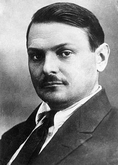 Жданов Андрей Александрович (14.02.1896 – 31.08.48)