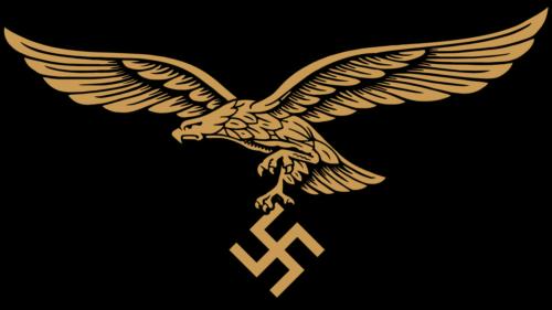 Эмблема ВВС Германии 1933—1945 годов.